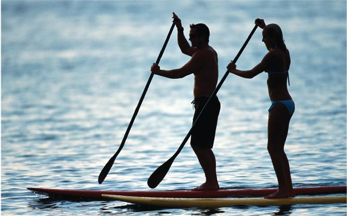 TRY STAND UP PADDLE – NEW SPORT HIT  ac147a493